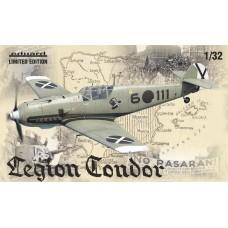 Legion Condor. Bf 109E-1 & E-3