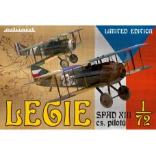 Legie Spad XIII. Cs. Pilotu Limited Edition