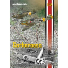 Barbarossa. Bf 109E-4/E-7 & Bf 109F-2 on Eastern Front, 1941