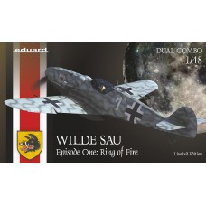 Wilde Sau. Episode one: Ring of Fire. Dual Combo Bf 109G-5 & G-6