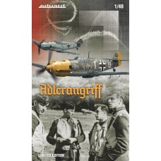 Adlerangriff. Bf 109E in the Battle of Britain Limited Edition Dual Combo