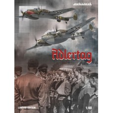 Adlertag. Bf 110C/D in the Battle of Britain. Limited Edition