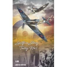 Spitfire Story: Tally Ho! Spitfire Mk.II
