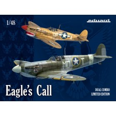 Eagle´s Call. The Spitfire Mk.V in the RAF and USAAF. Dual Combo Limited Edition.