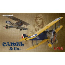Camel & Co. Sopwith F.1 Camel. Limited edition - Dual Combo.