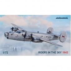 Riders In The Sky 1945. Liberator Gr Mk.VI & Gr Mk. VIII