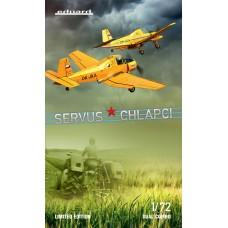 Servus Chlapci. Z-37A Cmelak. Limited Edition/Dual Combo