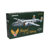 Angel of Mercy. B-25 Mitchell.Limited Edition