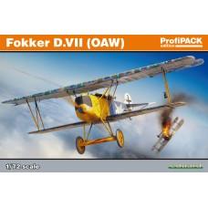 Fokker D.VII (OAW). Profipack