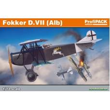 Fokker D.VII (AIb). Profipack