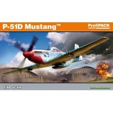 P-51D Mustang Profipack