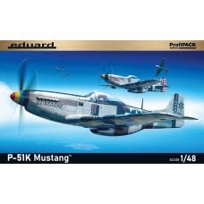P-51K Mustang Profipack