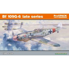 Bf 109G-6 Late Series Profipack
