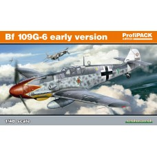 Bf 109G-6 Early Version Profipack