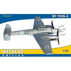 Bf 110G-4 Weekend Edition
