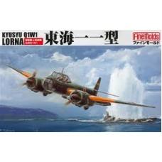 "Kyusyu Q1W1 ""Lorna"". Imperial Japanese Navy Anti-Submarine Patrol Bomber"