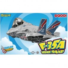 F-35A USAF/RAAF Eggplane