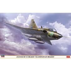 """J35/S35E/RF-35 Draken """"Scandinavian Draken"""""""