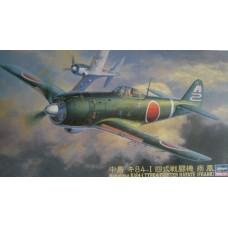 Nakajima ki-84-I Type 4 Fighter Hayate (Frank)