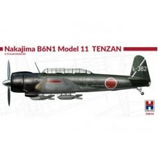 Nakajima B6N2 Model 12 Tenzan
