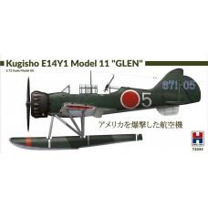 "Yokosuka E14Y1 Model 11 ""Glen"" w/Catapult"
