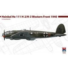 Heinkel He 111 H-2/H-3 Western Front 1940