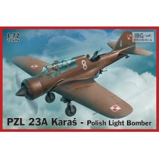 PZL 23A Karas - Polish Light Bomber