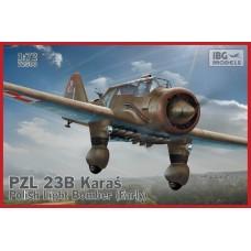 PZL 23B Karas - Polish Light Bomber (early)