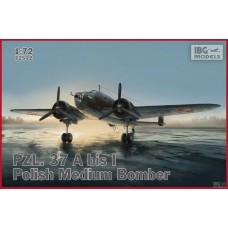 PZL. 37 A Bis I Polish Medium Bomber