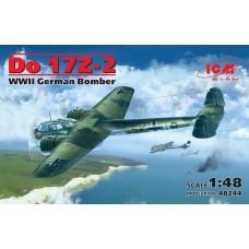 Do 17Z-2 WWII German Bomber
