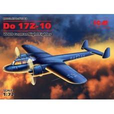 Do 17Z-10 WWII German Night Fighter