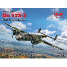 Do 17Z-2 WWII Finnish Bomber