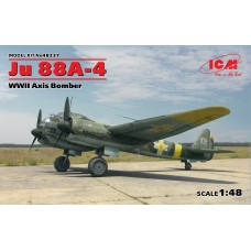 JU 88A-4. WWII Axis Bomber