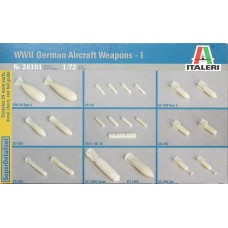 WWII German Aircraft Weapons - I