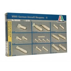 WWII German Aircraft Weapons - II