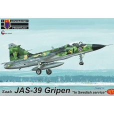 "Saab JAS-39 Gripen ""In Swedish Service"""