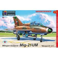 "Mikojan-Gurevic MiG-21UM ""Mongol B"" Pt.2"