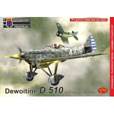 Dewoitine D-510 in Foreing Service