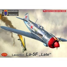"Lavockin La-5F ""Late"""