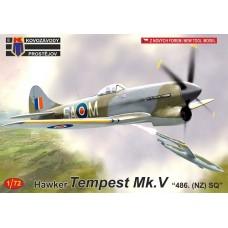 "Hawker Tempest Mk.V ""486. (NZ) Sq"""