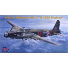 """Vickers Wellington Mk.IV """"R-1830 Engines"""""""