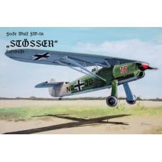 """Luftwaffe Focke Wulf FW-56 """"Stösser"""""""