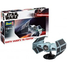 Darth Vader´s Tie Fighter 1:57