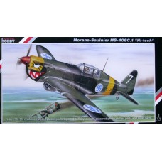 "Morane-Saulnier MS-406C.1 ""Hi-Tech"""