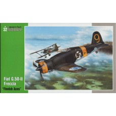 "Fiat G.50-II Freccia ""Finnish Ace"""