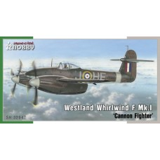 """Westland Whirlwind F Mk.I """"Cannon Fighter"""""""