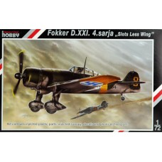 "Fokker D.XXI. 4.sarja ""Slot Less Wing"""
