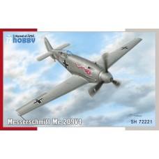 Messerschmitt Me 209V4