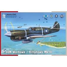 P-40M Warhawk/Kittyhawk Mk.III
