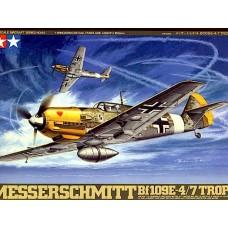 MESSERSCHMITT BF109E 4/7 TROP